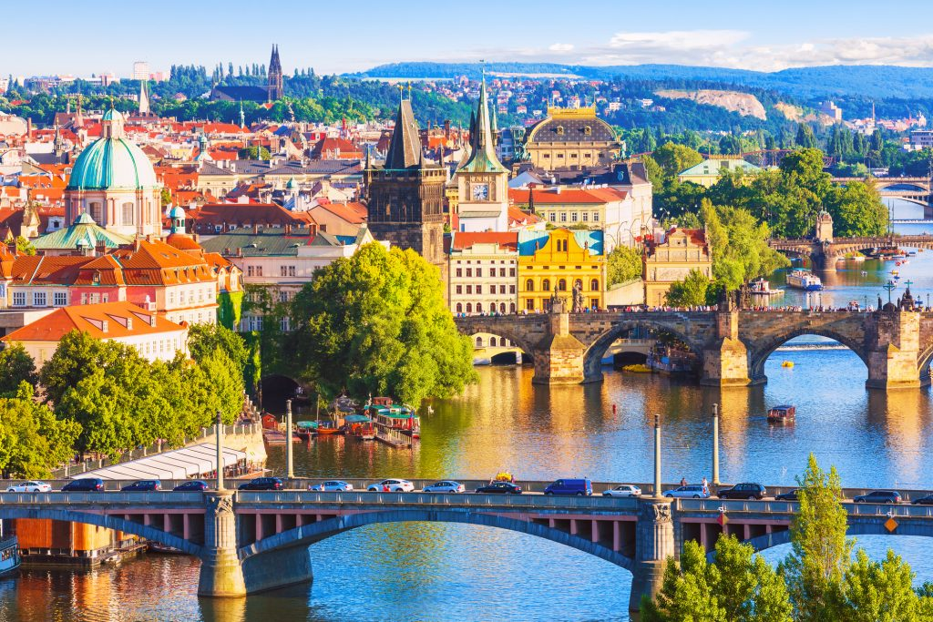 7 מלונות מומלצים בפראג